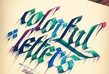 Kaligrafia/ Calligraphy / Kaligrafia/ Calligraphy
