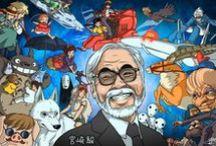 Hayao Miyazaki & Studio Ghibli