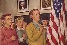 Flag Day ~ June 14 / by Elisabeth Romero