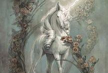 Mythical Friends / Unicorns ect