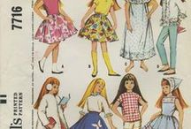 Anything a Borrower could use - Doll Patterns / Doll clothes Patterns