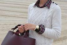 Modowe inspracje / Fashion inspirations