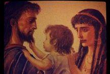 L'ILIADE ET L'ODYSSEE (1) / La guerre de Troie: les Troyens