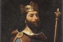 877 à 879 SOUS LOUIS II dit le bègue