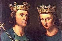 879 à 884 SOUS LOUIS III et CARLOMAN III