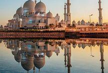 Wanderlust // Abu Dhabi