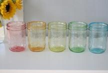 OBSESSION V: Mason jars