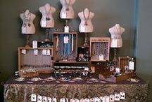Jewelry Display / by Rita Blanks
