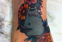 ideas... / some awesome tatt ideas / by Ellen Sklaroff