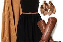 Fashion: Brown Boot outfits / A must have this winter brown boots