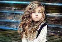 Children's Hair / For the newest Children Trends in hair!