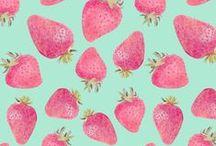 Inspiration végétale / Les motifs végétaux et floraux sont une source d'inspiration éternelle pour les tissus, la mode et l'art... Pourquoi est-ce que ça ne deviendrait pas une source d'inspiration pour venir peindre un projet de céramique au Crackpot Café? Venez nous visiter au studio!