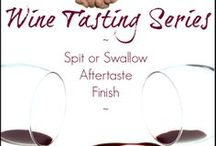"""Wine Tasting Series Inspiration / Short Story Bundle - """"Wine Tasting Series,"""" which includes """"Spit or Swallow"""", """"Aftertaste"""" and """"Finish""""."""