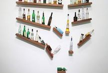 Bar and Party Ideas / Filled with all of the ingenious bar tools, accessories, and fun ideas for parties. A lot is DIY because that's what I love.