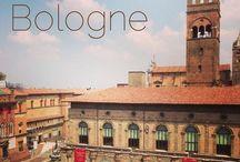 Bologne / Ici sont postée des photo de la ville de Bologne, ville que je trouve superbe :)