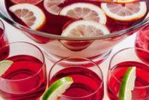 Party Punch! / Party punches for adults and many that are family friendly