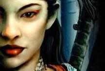 Women Warriors [Historical]