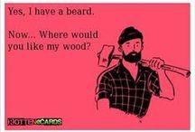 Beard / All about that beard, that beard, no stubble.