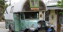 Vintage Trailers - alte Wohnwagen