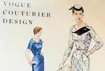 Sewing Patterns and Draping / Mostly vintage sewing patterns from the 1940's, 1950's and 1960's, but some other decades as well, thrown in for good measure. And a bit about draping and pattern making as well.