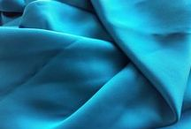 The Peacock Dress / 2,10 metres of peacock blue silk satin (double faced) from Lanvin, made in France, bought in Paris. To be worn at two weddings in June.