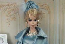 Barbie's Vintage Wardrobe / The perfect vintage clothes for Barbie. (I wish this was my wardrobe as well.)