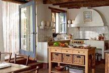 Cocinas rústicas