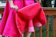 Sewing - tips, tricks, tutorials / With more than a nod to couture, craftmanship and vintage