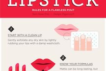 Beauty Tips / Get all the tips you need here! Beauty How To, How to Contour, How to Color Correct, How to fill in your eyebrows, Makeup for your skin tone