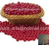 GOURD LIGHT BEAD ( GOURD LAMP BEAD) / These beads do not have hole. Produced for making authentic gourd lamps.  Worldwide shipping available.After shipping tracking number is provided as well. MOQ : There is no MOQ. We ship any amount you need.   Please contact via gourd_arts@hotmail.com