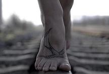 tattoos / by Maria Karavatou