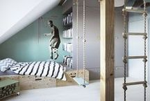 Habitaciones juveniles • Boys and Girls' rooms