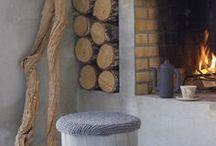 Chimeneas • Fireplaces
