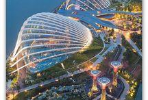 Architecture / La capacitá di creare,inventare,costruire e dare forma ai sogni.