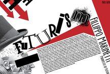 Futurism Typography