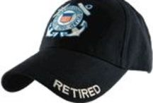 US Coast Guard Hats & Caps / A great selection of USCG Hats and Caps at http://www.priorservice.com/uscoguca.html At great prices and 100% satisfaction guarantee.