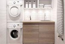 Lavandería • Laundry room