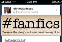 Fanfiction....