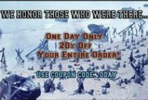 Sales Promotions Coupons / Watch here for our Sales, Promotions, Coupon Codes for Savings.  priorservice.com