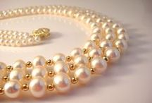 Pure Pearls / Pearl is the queen of all gems. Worn by royalty for eons, its pristine perfection is the reason why so many people are attracted to this fruit of the Oyster. The pearl bestows its superior shape and luxe sheen upon every ornament it graces and when it needs to shine like a genuine embodiment of elegance, Liali's craftsmanship steals the show!