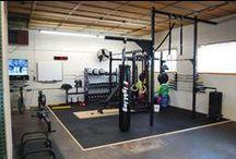 Home CF Gym