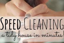 House Clean Easy / Clean and use simply everyday household items  / by Ly Pender