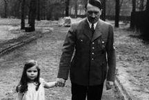 ☾ RZESZA NIEMIECKA ☽ / Adolf Hitler i ludzie z jego otoczenia — także bardzo dalekiego.