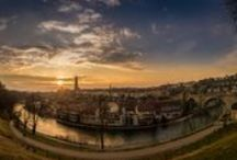Bern - My City / Bern - The capital of Switzerland  (and by the way, the most beautiful city in Switzerland!)