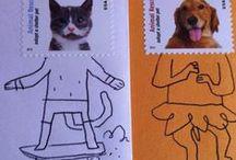 "ACTIVIDADE: ""Mail Art"""