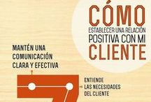 Atención al cliente / Consejos e ideas para mejorar la atención al cliente interno y externo