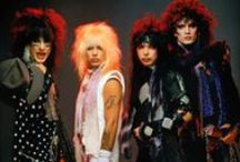 Vince Neil and Motley Crue / All things Vince Neil and Motley Crue / by Gin Ruckman