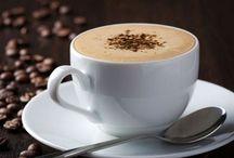 Cafés, batidos, sorbetes ...