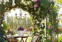 fuori casa /  giardino e portico