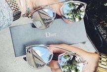 daily inspiration / Porque adoramos óculos!
